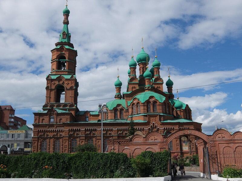 Челябинск - Храм Святой Троицы