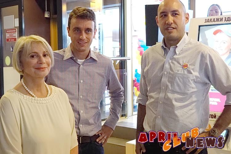 Фаина Захарова, Дмитрий Медовый, Хосе Сила
