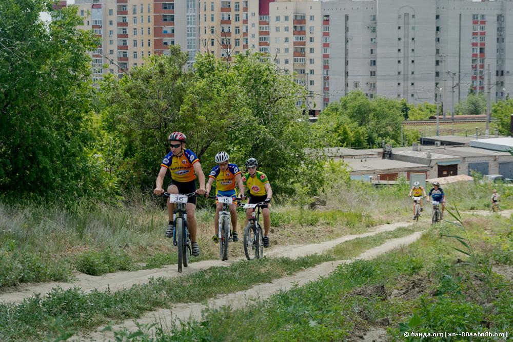 Кросс-кантри в Волгограде