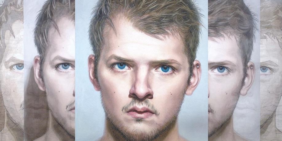 Джастин Янк. Фотореалистичные портреты и не только.