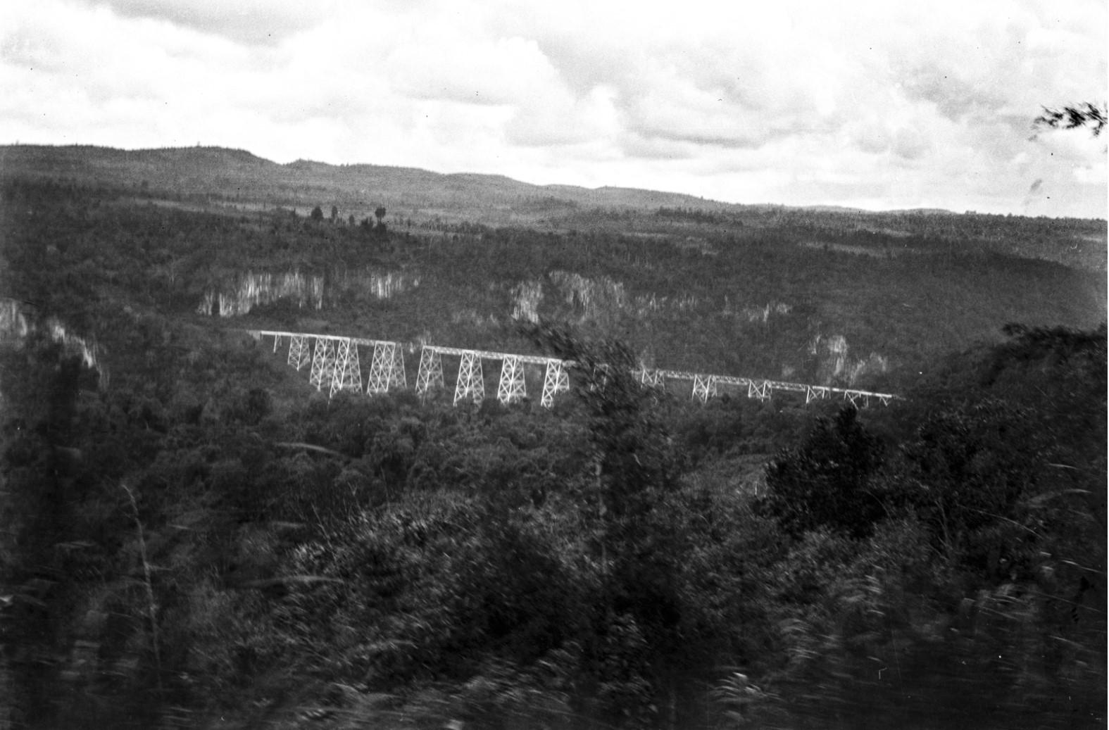 1073. Железнодорожный мост