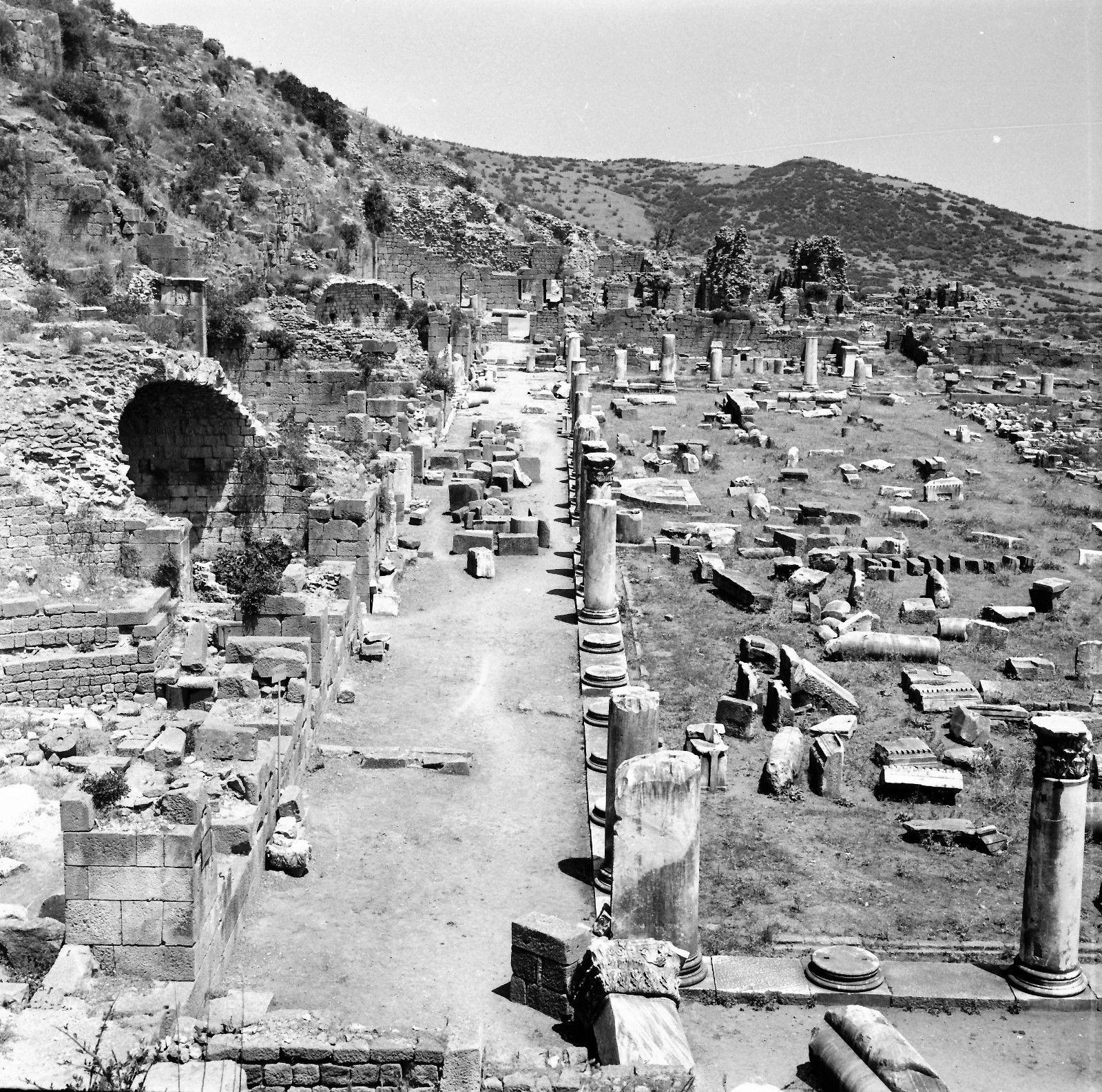Пергам. Акрополь