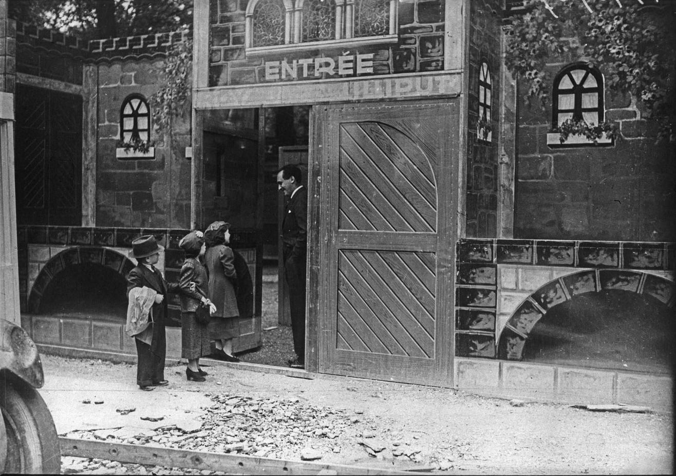 Вход в Лилипутию (17 мая 1937)