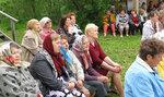 Празднование дня памяти матушки Ангелины, село В. Березовец.