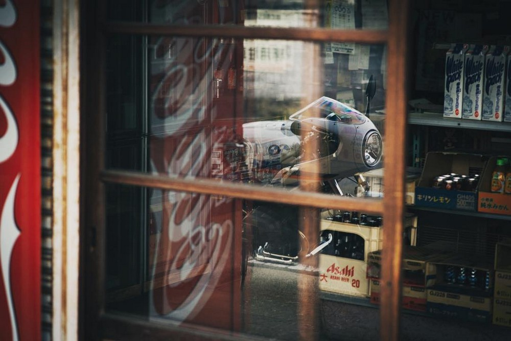 Токи: кинематографические фотографии Мэтью Джонса