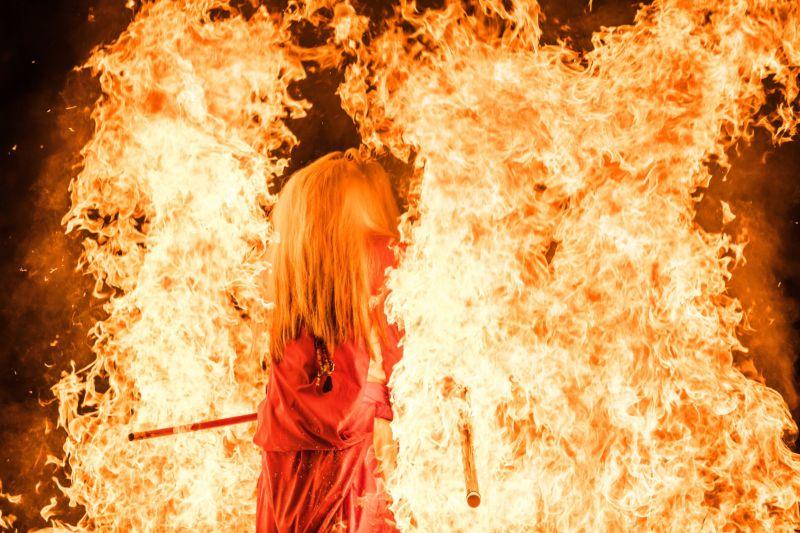 картинки огонь духа находится