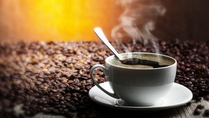 безопасная порция кофе