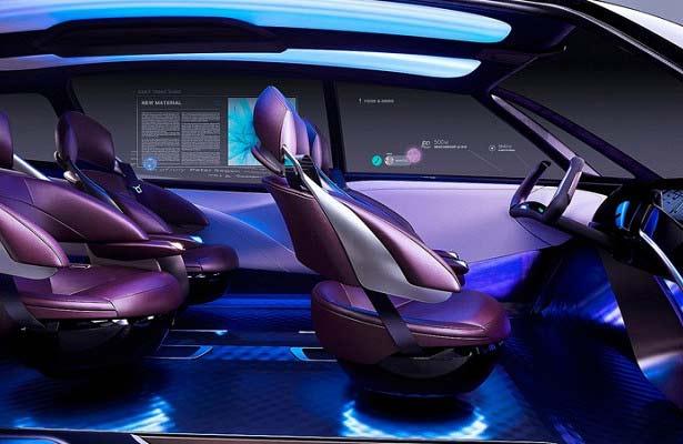 минивэн Fine-Comfort Ride от Toyota