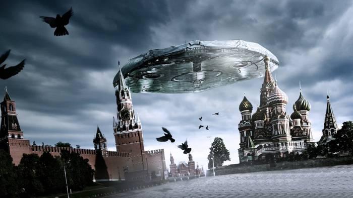 Открытки с Всемирным днём НЛО. Предвкушение будущего!