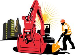 Открытки. День работников дорожного хозяйства. Поздравляю! Строительство дорог