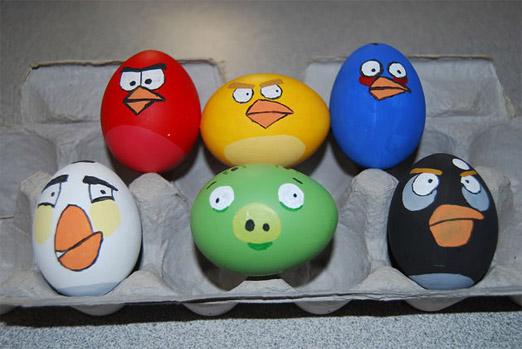 Открытки. С Всемирным днем яйца. В упаковке яиц