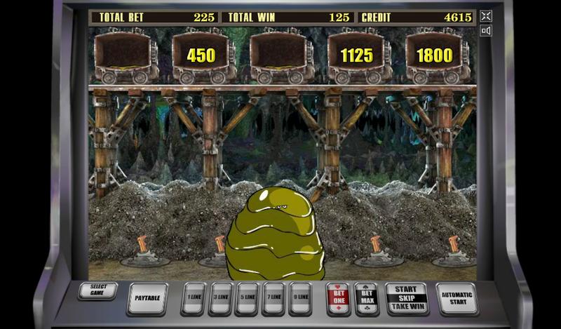 игровой автомат онлайн гномы