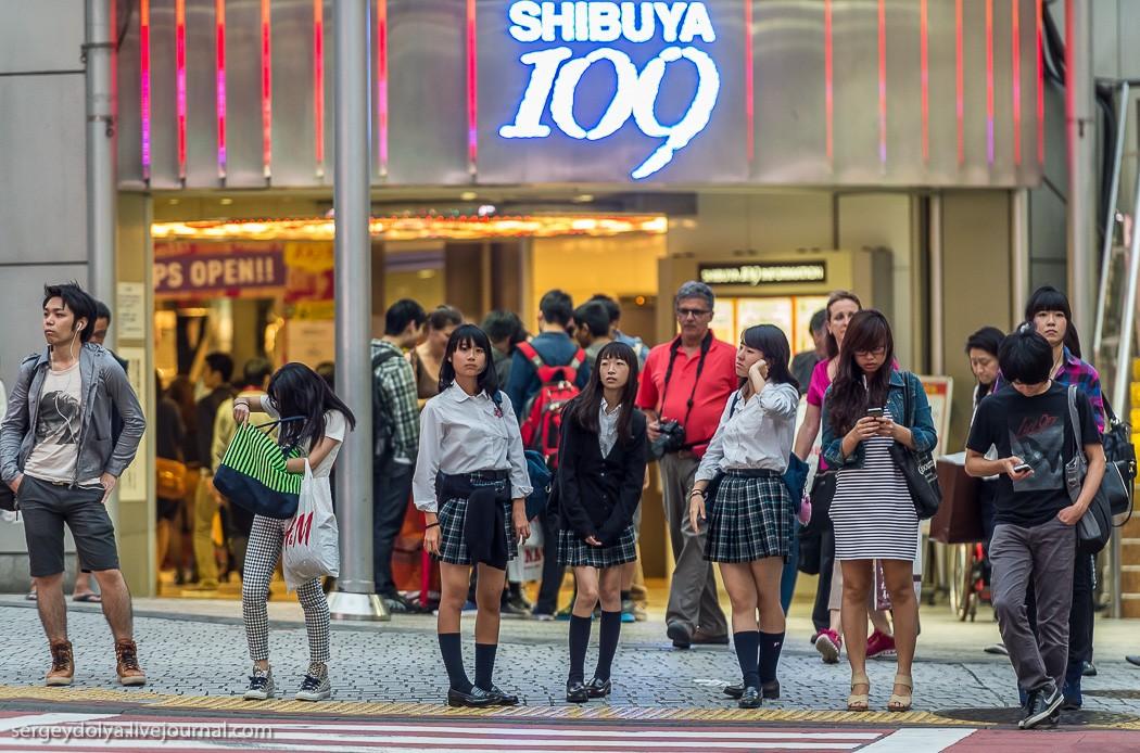 Разочаровавший Токио (45 фото)