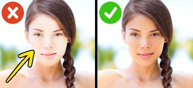 © depositphotos  Девушкам, которые немогут обойтись без макияжа, нужно помнить, что привычный
