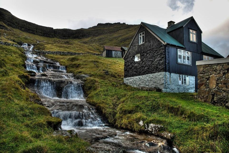 4. Мули, Фарерские острова Здесь самая непредсказуемая погода, ресурсов, необходимых для жизни, прак