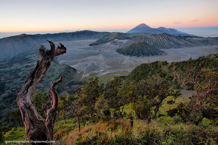 Путешествие к вулкану Бромо (35 фото)