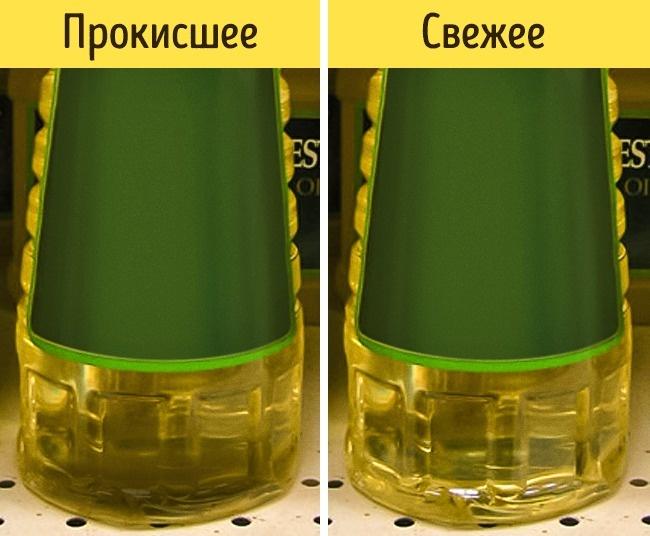 © wikimedia.org  Увидели осадок вбутылке— сразу забудьте опокупке этого масла. Осадок указы