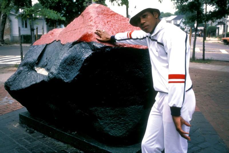 LL Cool J, Нью-Йорк, 1985 год.