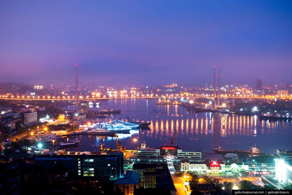 41. Океанский проспект.  Автомобильные пробки — настоящий бич города, проектировка котор