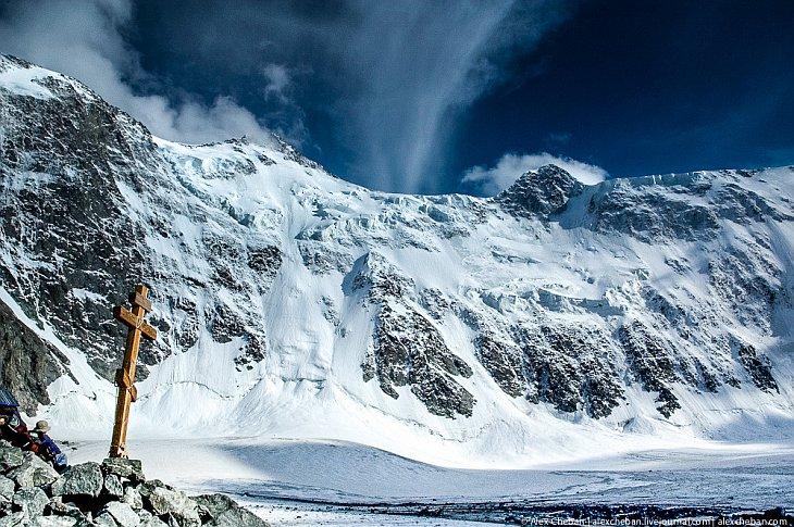 У подножия Белухи. Горный Алтай (28 фото)