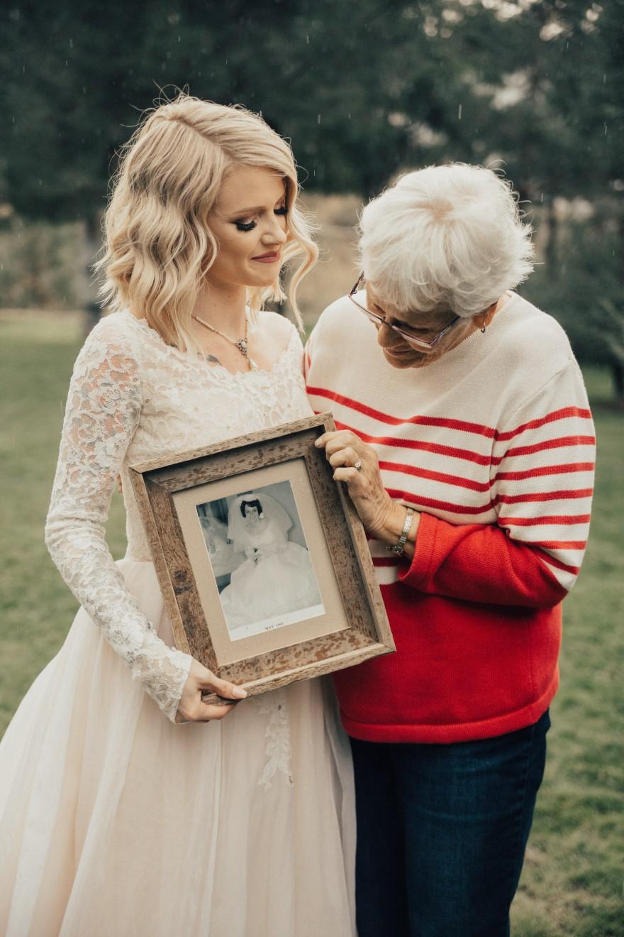 Бабушка Пенни до самой репетиции свадьбы не знала об этом хитром плане внучки.
