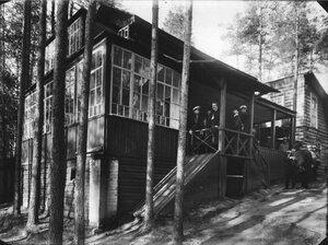 1906.  Дом в Озерках, где 28 марта был убит священник Гапон
