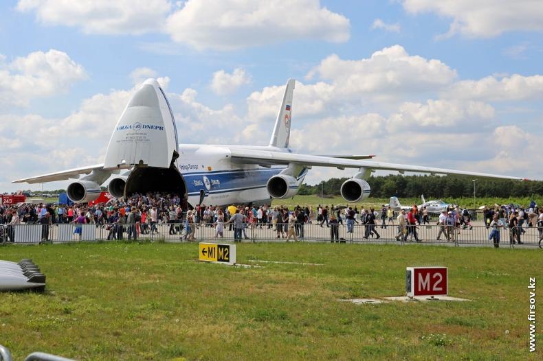 Российская авиатехника на авиашоу ILA-2014 — Берлин