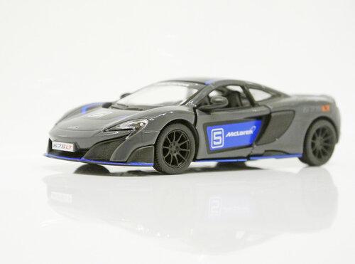 Машинка Kinsmart McLaren 675LT Exclusive Edition