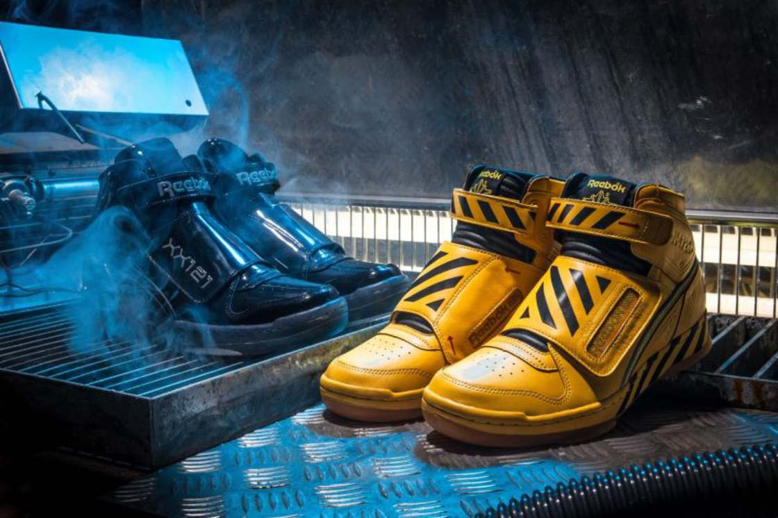 Alien Sneakers - Reebok unveils two new pairs in tribute to Aliens