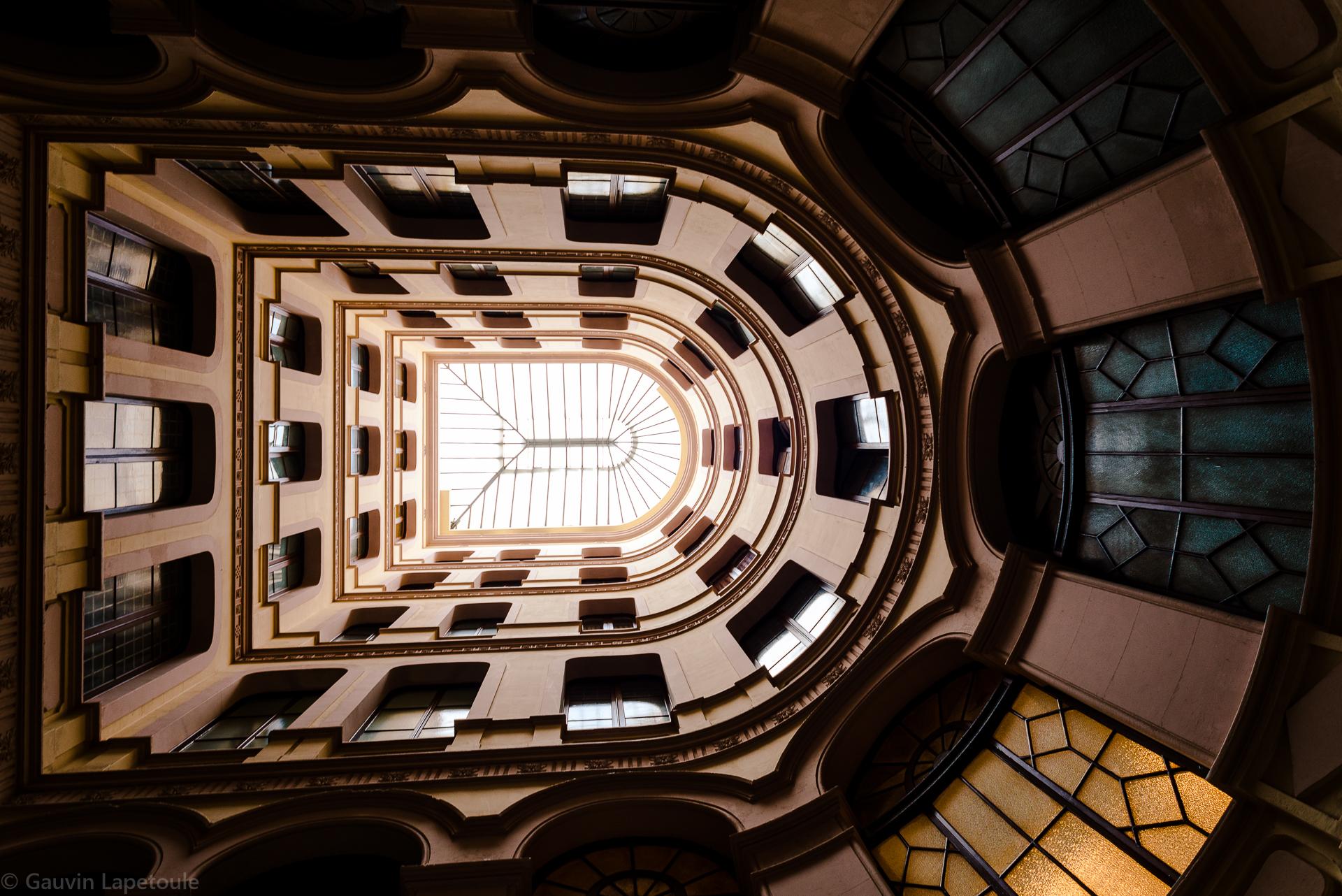 Magnificent Architecture in Barcelona