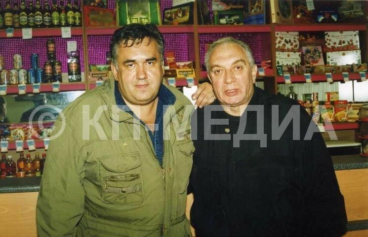 Стас Садальский, Зиновий Высоковский
