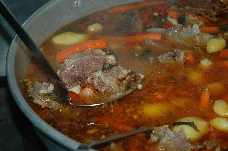 Попытка защитить честь итальянских кулинаров, а также их коз и собак capra 036.JPG