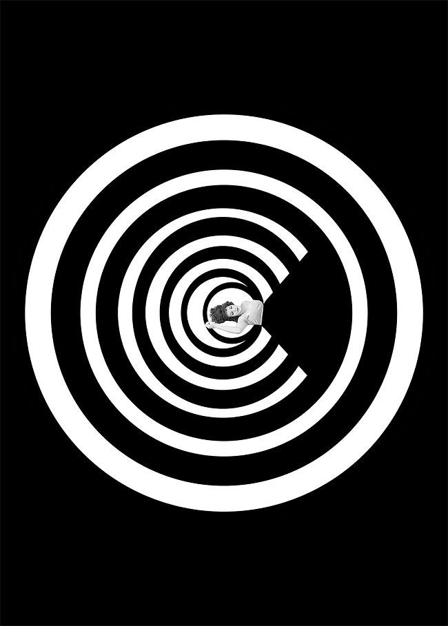Ilusao de optica por Erika Zolli