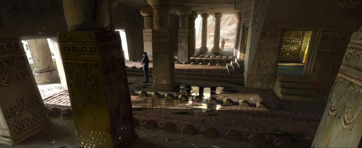 Interior Environments Masterclass with Christian Robert de Massy