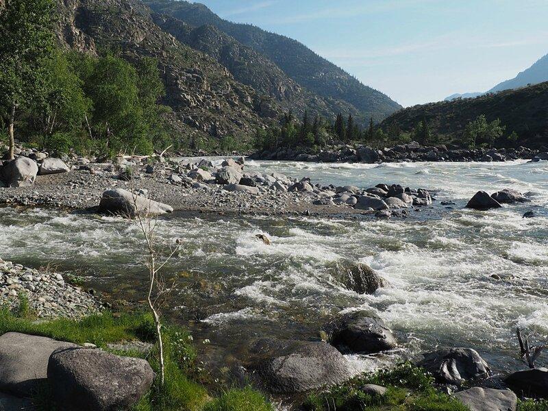 Горный Алтай – Ильгуменский порог (Altai Mountains - Ilgumenskiy rapids)