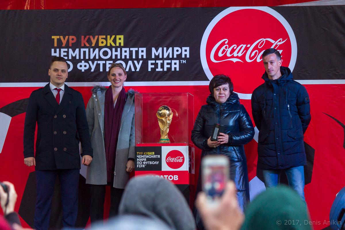 Кубок чемпионата мира в Саратове фото 6