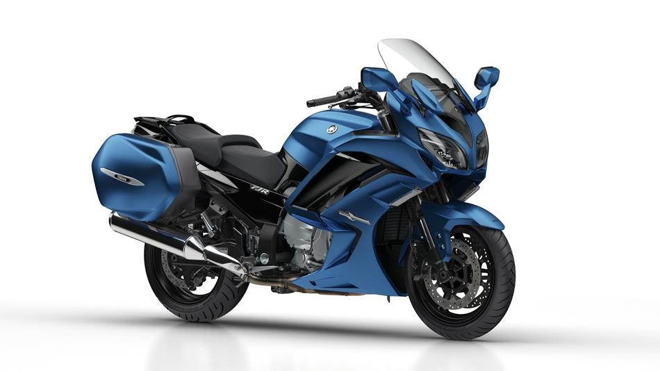 EICMA 2017: Спорттур Yamaha FJR1300A/AE/AS 2018
