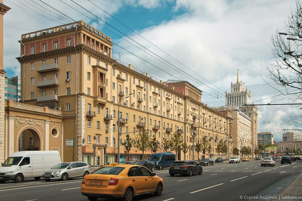 Большая Садовая улица