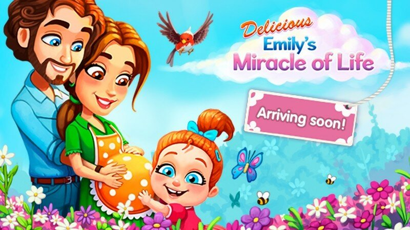 Delicious: Emilys Miracle of Life Platinum Edition