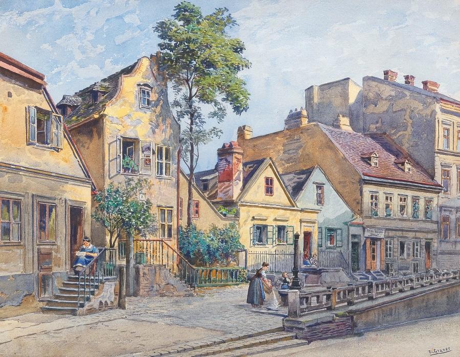 Ratzenstadl in Vienna.