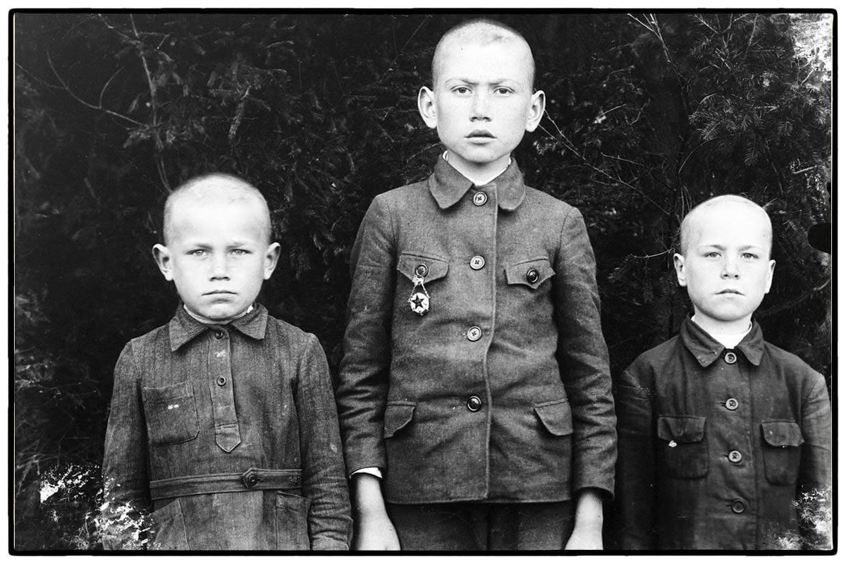 1930-е. Пермские мальчишки