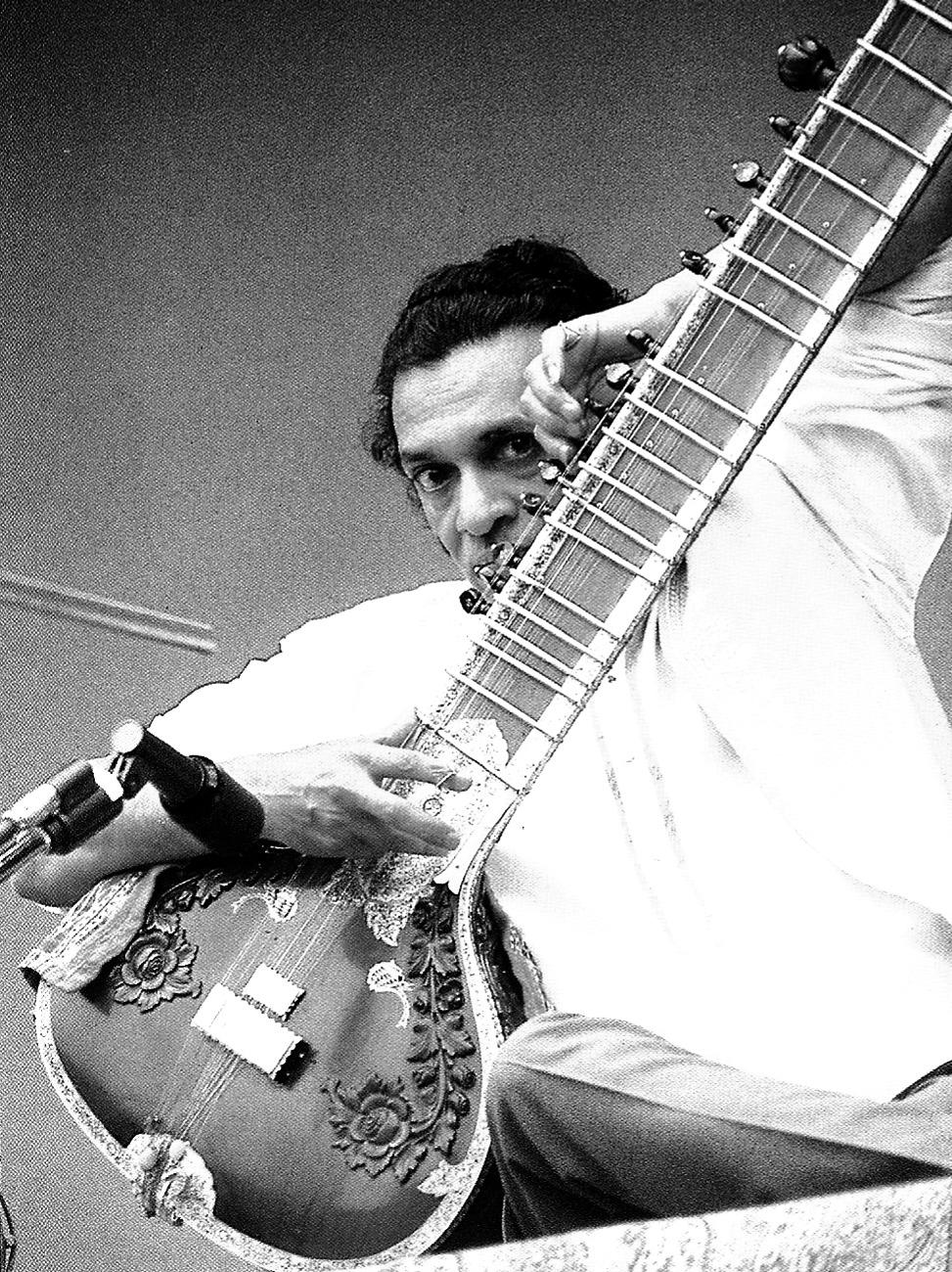 1967. Рави Шанкар на Monterey Pop Festival