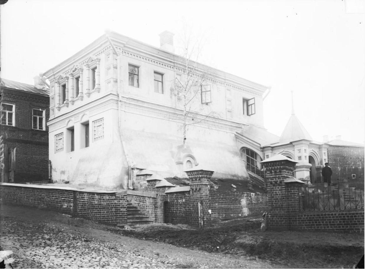 Дом Петра Великого