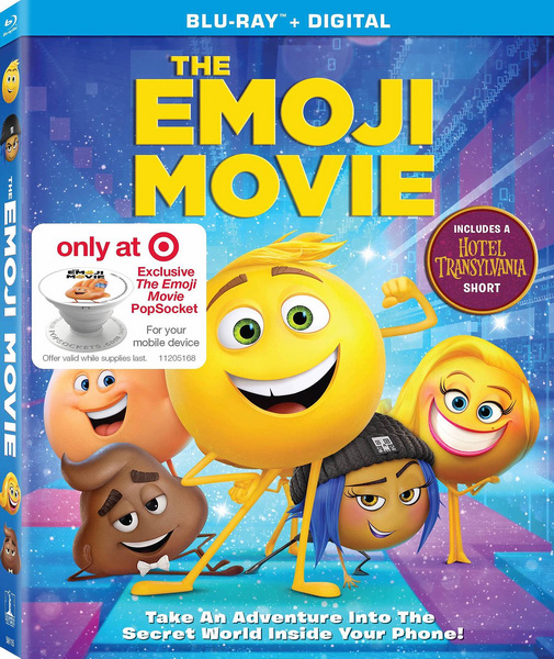 Эмоджи фильм / The Emoji Movie (2017/BDRip/HDRip)