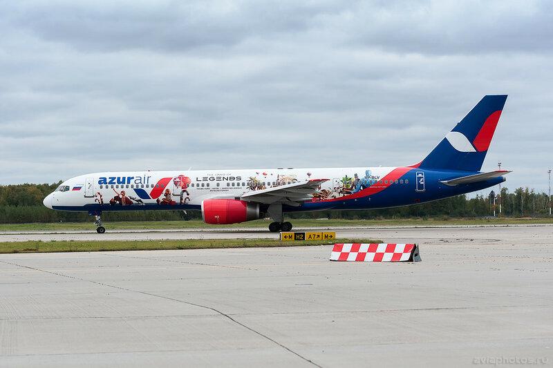 Boeing 757-28A (VP-BLV) Azur Air 0073_D706497