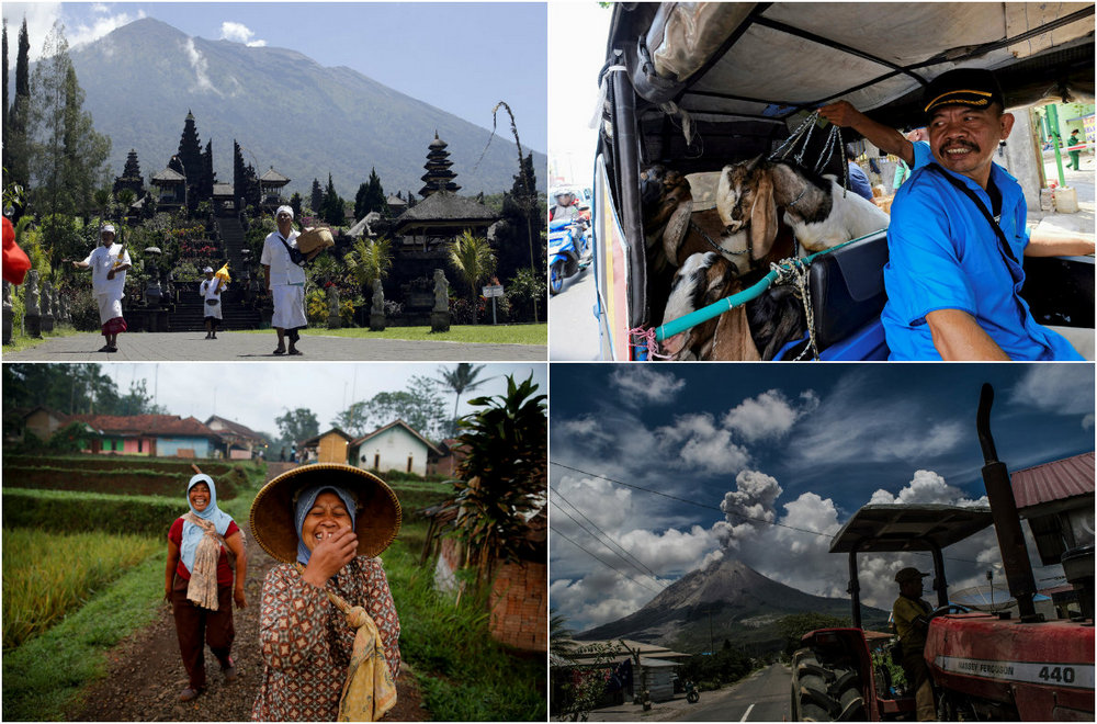 Interesting pictures from Indonesia