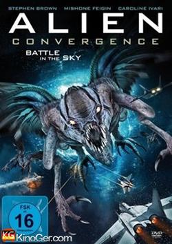Alien Convergence - Battle in the Sky (2017)