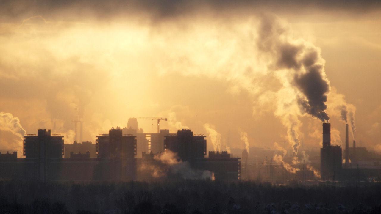 Электростанция с отрицательным выбросом CO2