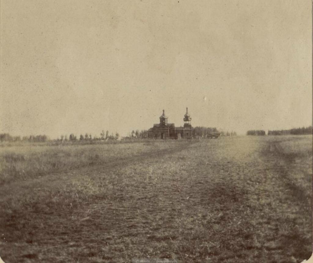 1897 год. Французский барон Жозеф де Бай путешествует по Сибири.