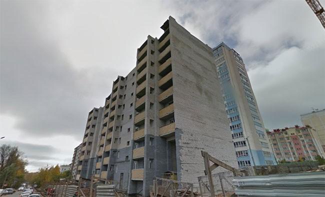 Долгострой на Пугачёва сдали в эксплуатацию